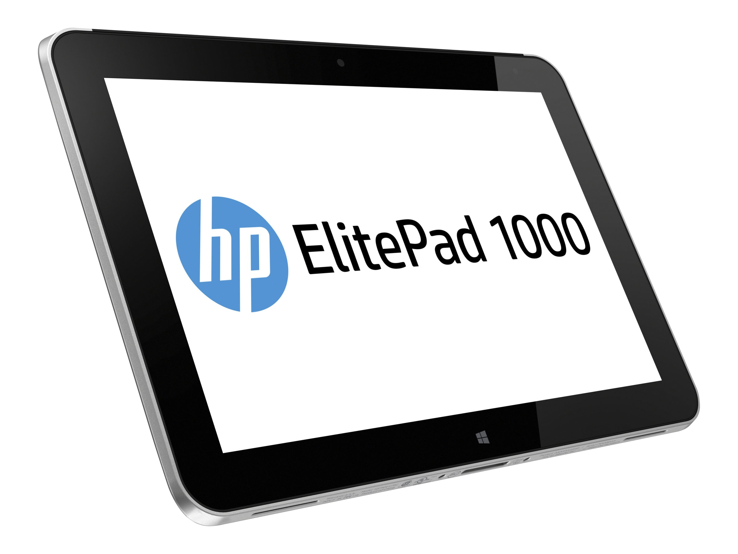 HP ElitePad 1000 G2 Atom Z3795 4GB 64GB WL BT 10.1 W8P64, G4T20UA#ABA, 17051091, Tablets