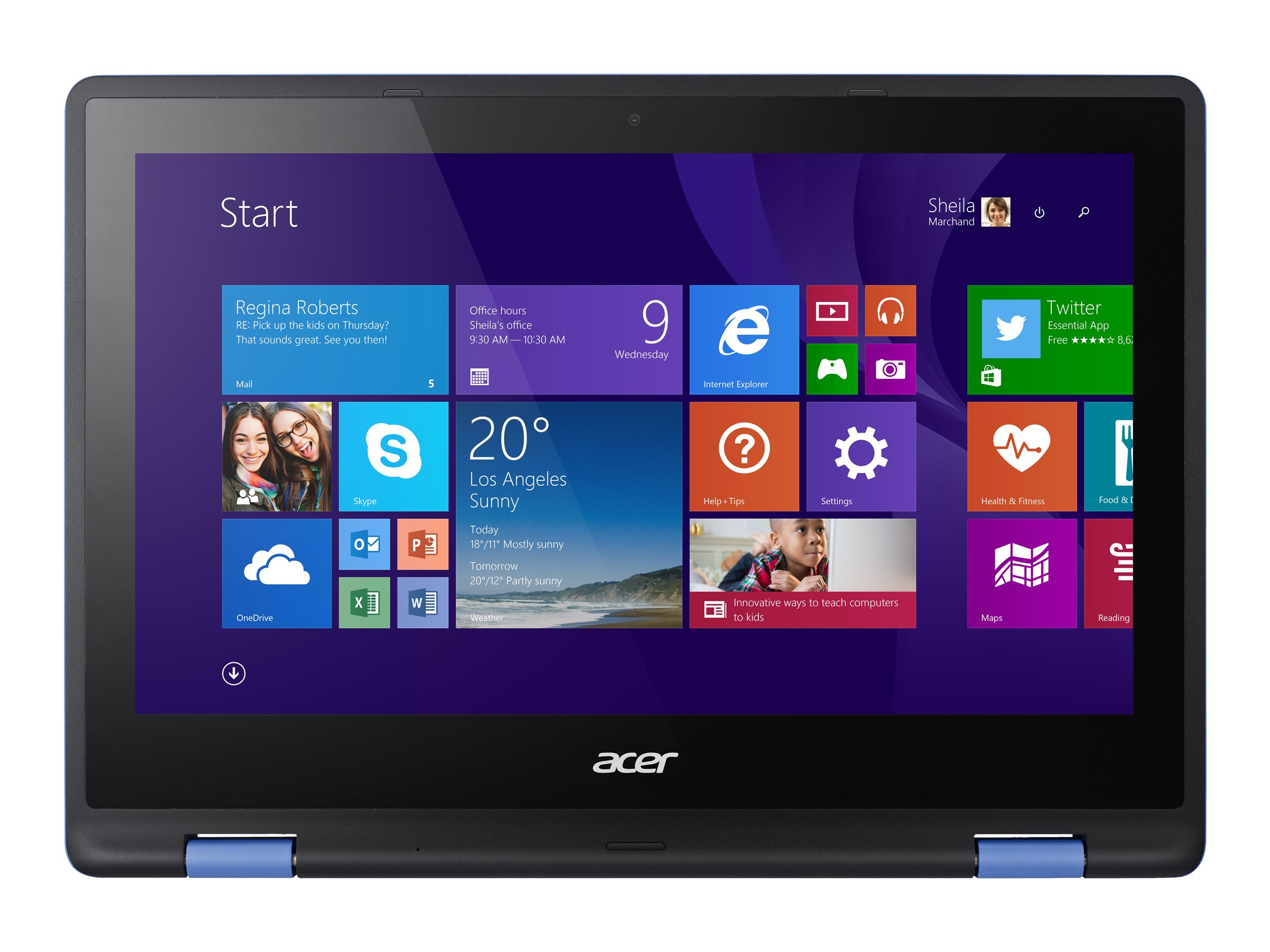 Acer NX.G10AA.008 Image 8