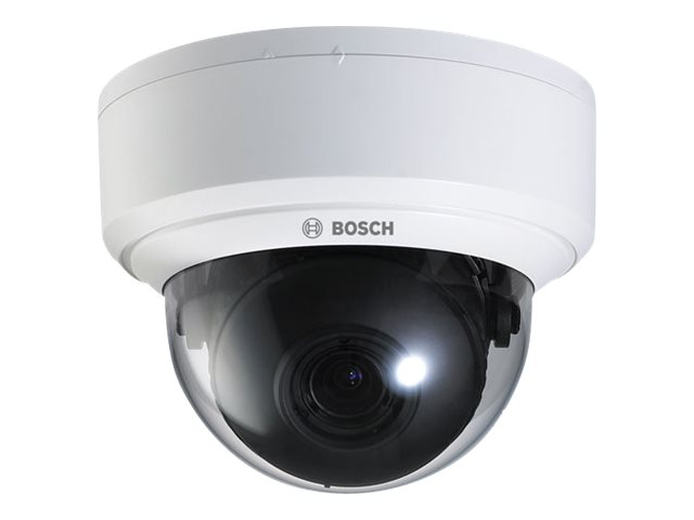 Bosch Security Systems Indoor True Day Night Dome Camera, 2.8-10.5mm Lens