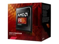 AMD Processor, FX-8370 8C 4.0GHz 8MB 125W, Box, FD8370FRHKBOX, 17772058, Processor Upgrades