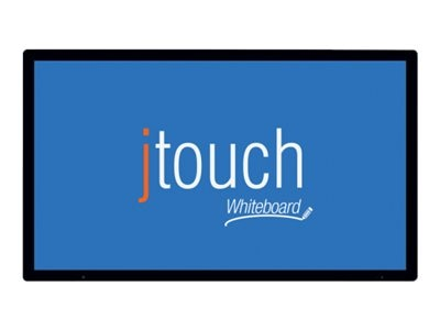 InFocus 70 JTouch 4K Ultra HD LED-LCD Touchscreen Display, Black