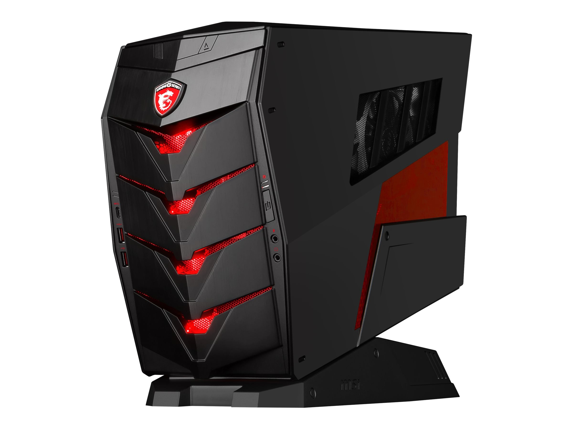 MSI Barebones, AEGIS Gaming Tower B150 Max.32GB DDR4 PCIe GbE ac BT, AEGIS-001BUS, 32259551, Barebones Systems