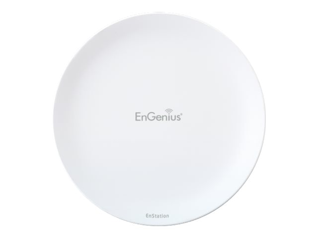 Engenius Technologies Wireless 5 GHz Outdoor Access Point Bridge Kit, N-ENSTATION5 KIT, 18169306, Wireless Access Points & Bridges