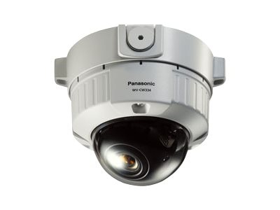 Panasonic WVCW364S Outdoor Vandal-Resistant Fixed Dome Analog Network Camera, WVCW364S, 14667164, Cameras - Security