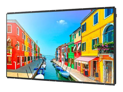 Samsung 75 OMD-K Series Full HD LED-LCD Outdoor Display, Black, OM75D-K