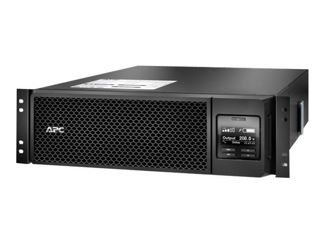 APC Smart-UPS SRT5000VA RM 208V IE, SRT5KRMXLT-IEC, 19552673, Battery Backup/UPS
