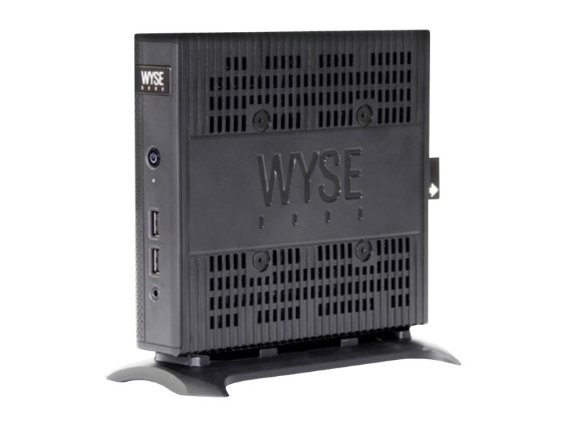 Wyse D90Q8 Thin Client AMD QC G-Series SoC 1.5GHz 4GB RAM 16GB Flash HD8330E GbE WES8, 909762-01L, 16214409, Thin Client Hardware