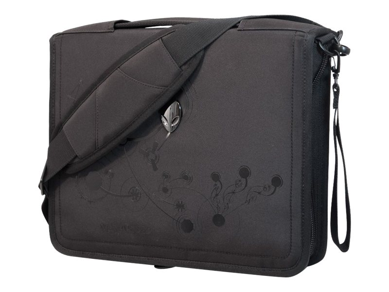 Mobile Edge Alienware Netbook Portfolio, for M11x, Black, AWP01, 12459855, Carrying Cases - Notebook