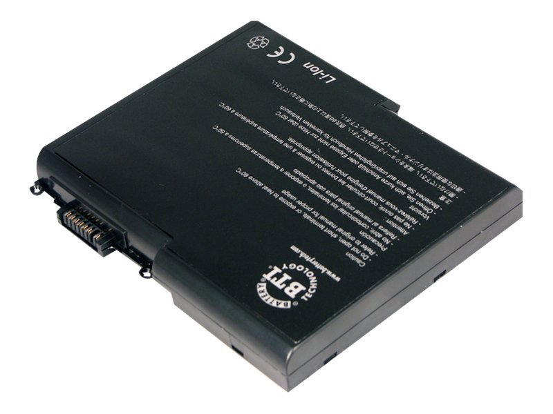 BTI Battery, Lithium-Ion, 14.8V, 6000mAh, for Winbook WJ4000 Series, WN-WJ4000, 7928039, Batteries - Notebook