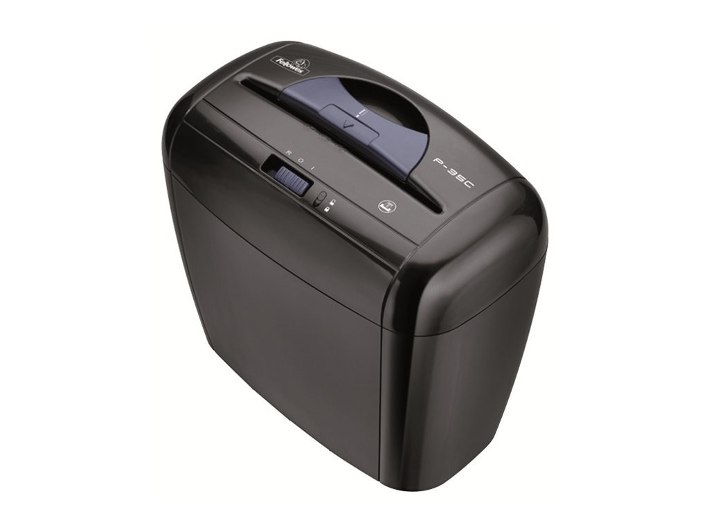 Fellowes PowerShred P-35C Shredder, 3213501, 12467441, Paper Shredders & Trimmers