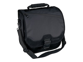 Kensington SaddleBag 15.6 Notebook Carrying Case, Black, K64079H, 15785242, Carrying Cases - Notebook
