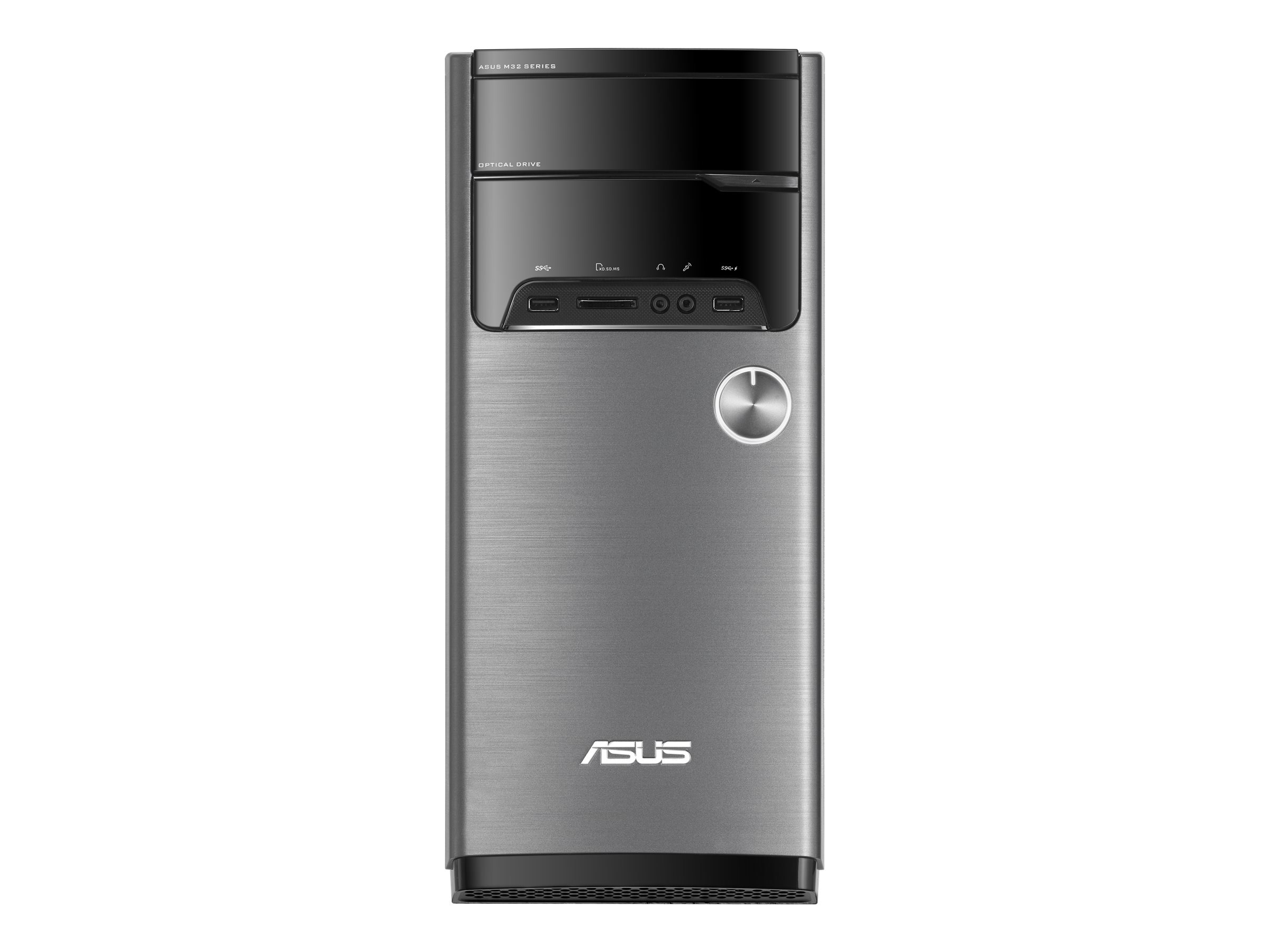 Asus M32BF-US002T Desktop A8-5500 3.2GHz 4GB 1TB W10, M32BF-US002T