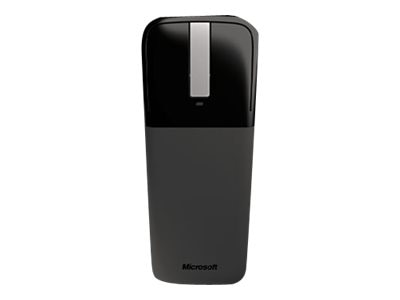 Microsoft Arc Touch Mouse, 2.4MHz Wireless, Black, RVF-00052