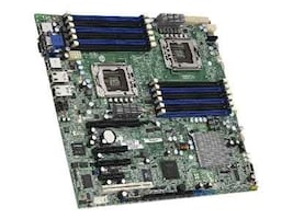 Tyan Motherboard, Intel 5520, LGA1366, (12) DDR3, IKVM, S7010AGM2NRF, 9626368, Motherboards