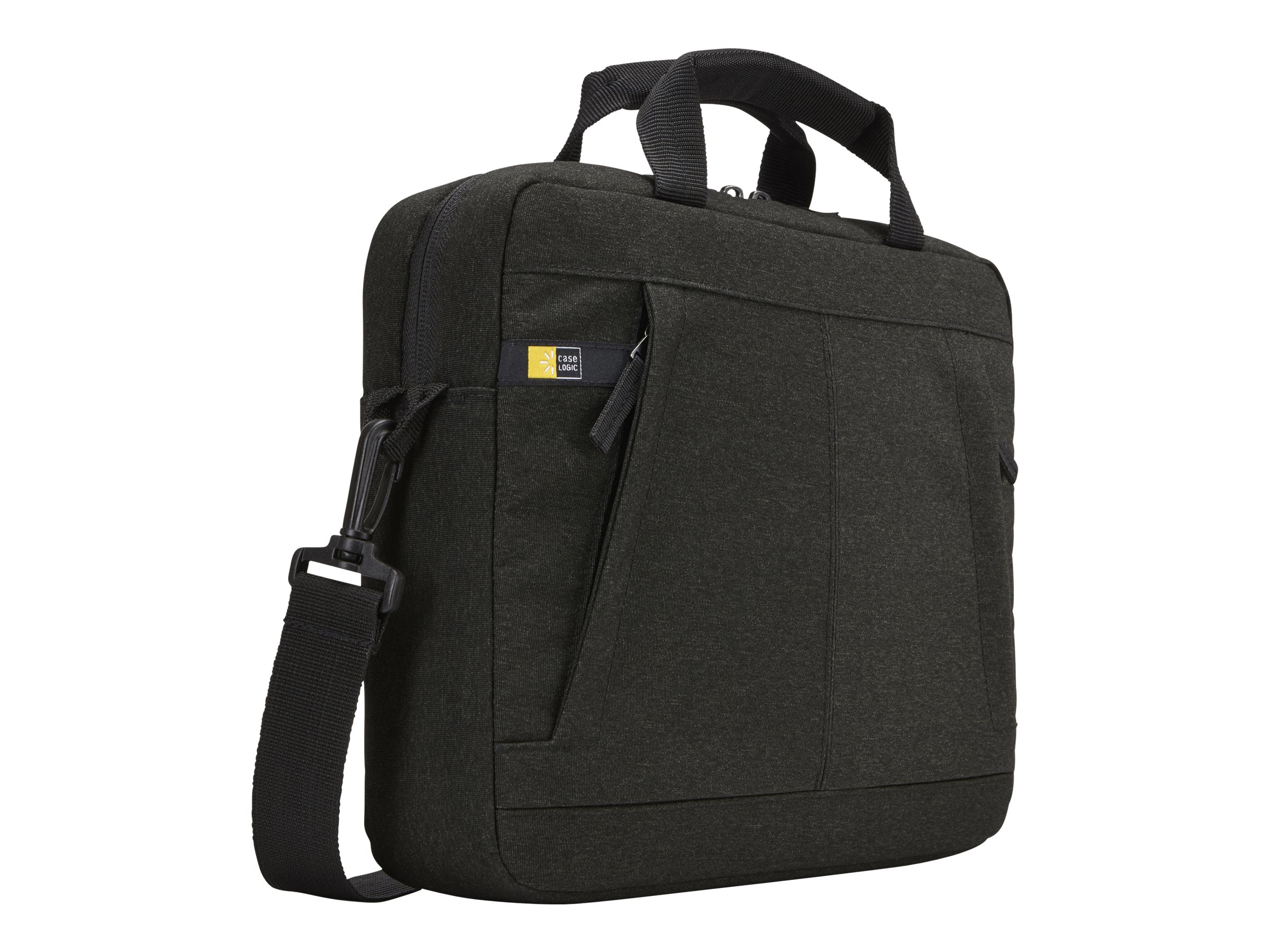Case Logic Huxton 11.6 Laptop Attache, HUXA111BLACK, 30639323, Carrying Cases - Notebook