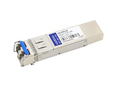 ACP-EP 10GBASE-LRM SFP+ MMF  For Dell 1310NM MMF 220M LC 100  COMPATIBLE, 430-4909-AO, 17390287, Network Transceivers