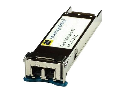 Advantage Optics 10GBase-ZR OC192 XFP for Cisco 100% Compatible, XFP-10GZR-OC192LR, 17666626, Network Transceivers