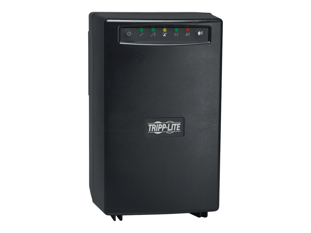 Tripp Lite 1500VA UPS Omni VS Tower Extended Run Line-Interactive (8) Outlet, OMNIVS1500XL, 5142139, Battery Backup/UPS