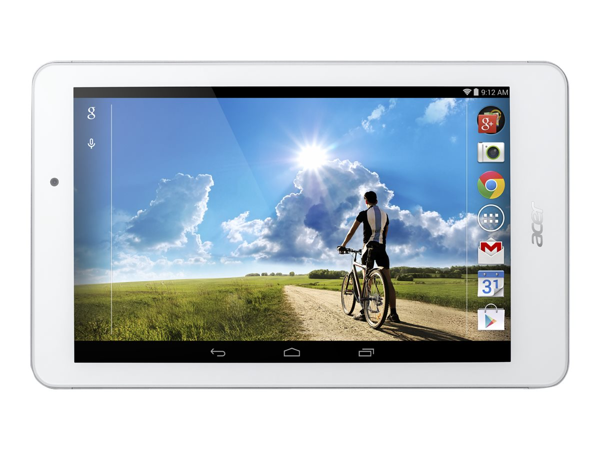 Acer Iconia A1-840FHD-10G2 1.33GHz processor Android 4.4 (KitKat), NT.L4JAA.002, 17869642, Tablets