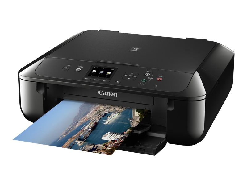 Canon PIXMA MG5720 Photo All-One Inkjet Printer - Black, 0557C002, 30568078, MultiFunction - Ink-Jet