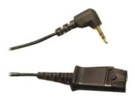 Plantronics 2.5MM Patch Cord for Cisco 7920 Telephone, 65287-01, 5636294, Phone Accessories