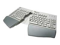 Kinesis Maxim Adjustable Split Keyboard, KB210USB, 11730287, Keyboards & Keypads