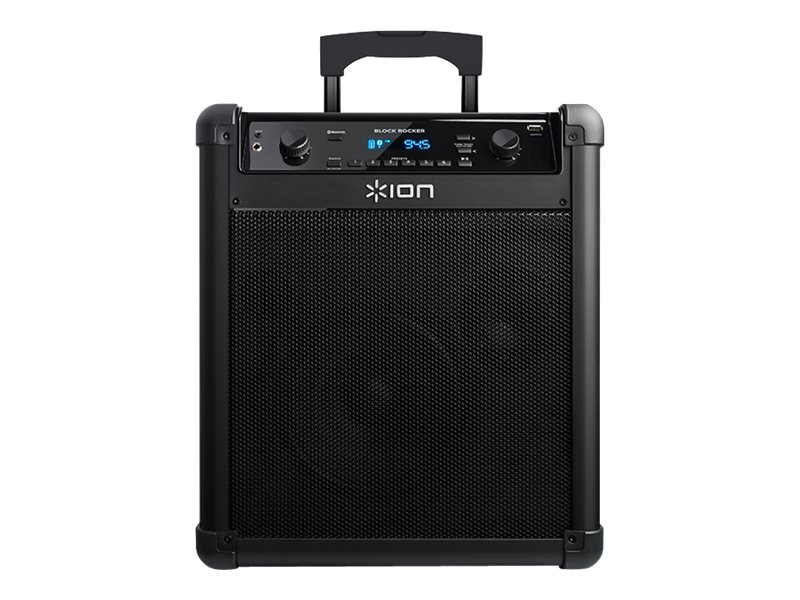 ION Audio Block Rocker Wireless Rechargeable Speaker System, IPA76A, 19550862, Music Hardware