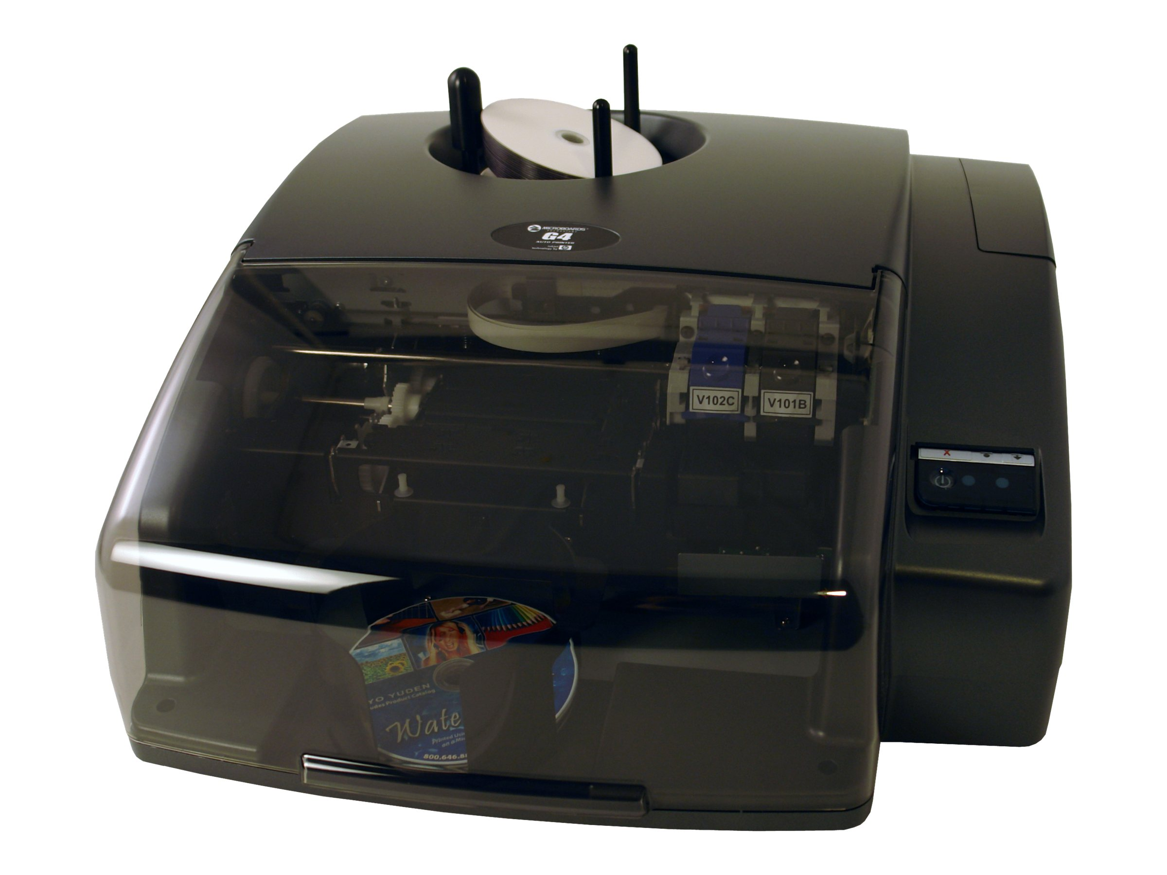 Microboards G4 Disc Publisher Duplicator Printer
