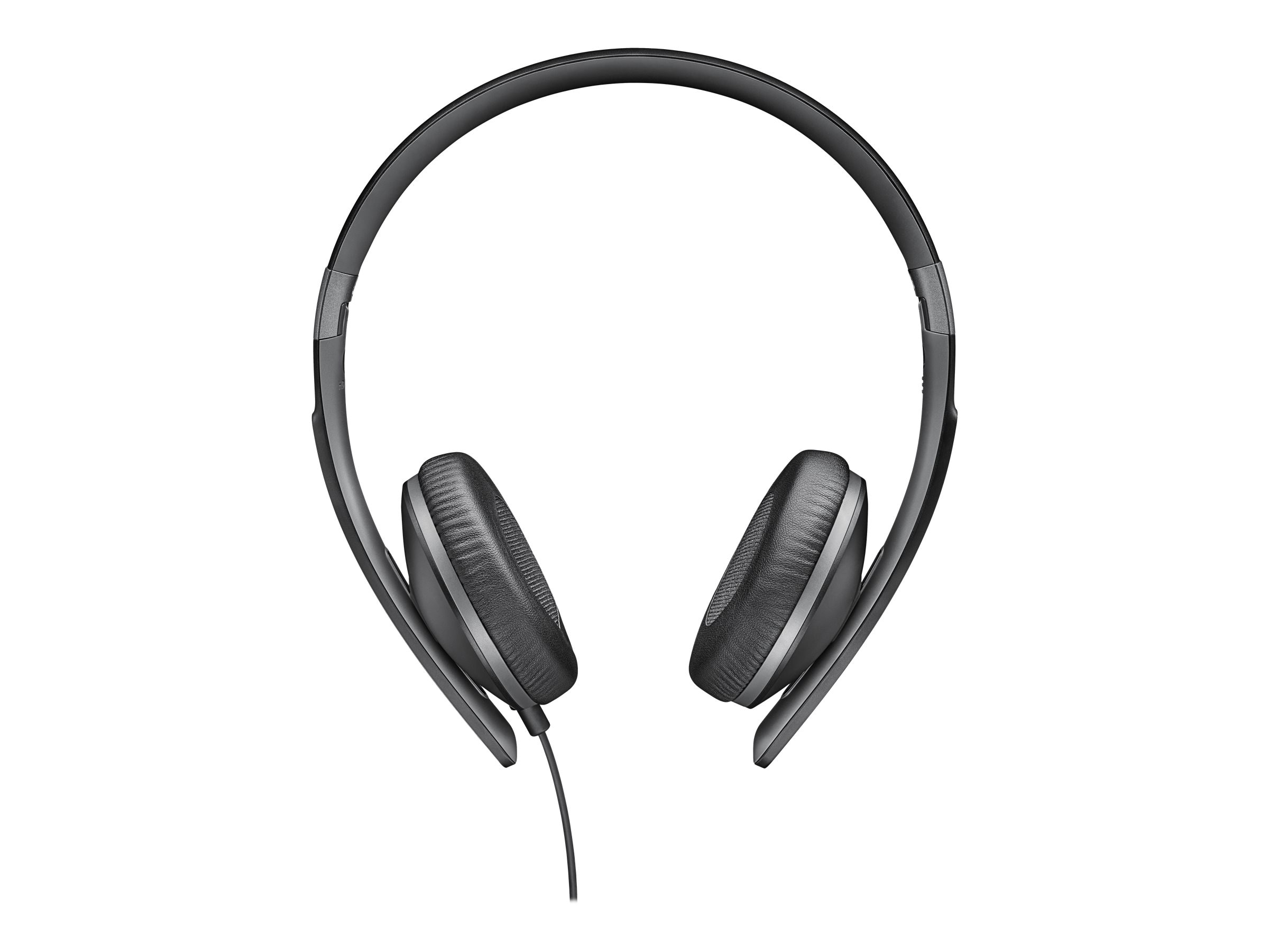 Sennheiser Closed Back On Ear Headphones - Black