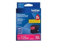 Brother Magenta LC105M Innobella Super High Yield (XXL Series) Ink Cartridge for MFC-J4510DW
