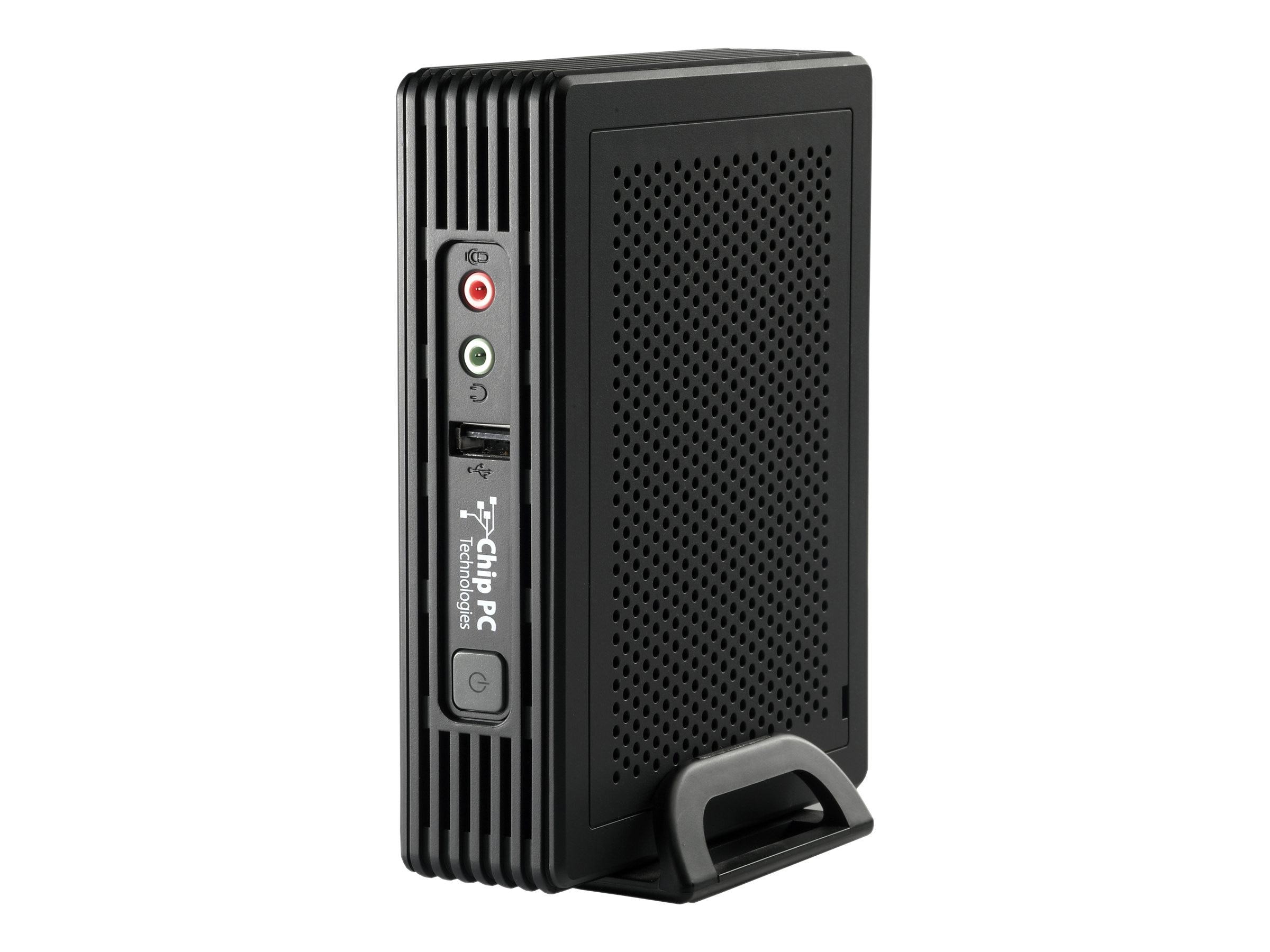 Chip PC EX PC Thin Client AMD DC Fusion T40N 1.0GHz 2GB RAM 8GB HD6290 WiFi WES7, CPN06377, 16803131, Thin Client Hardware