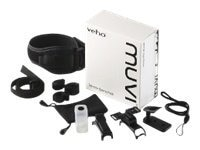 VEHO MUVI Extreme Action Sports Pack for MUVI or MUVI Pro, VCC-A001-ESP, 31824011, Camera & Camcorder Accessories