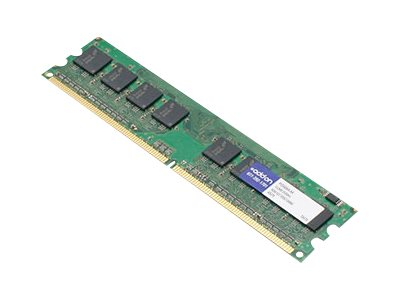ACP-EP 512MB PC2-4200 240-pin DDR2 SDRAM UDIMM for HP, PV560AA-AA, 21815621, Memory