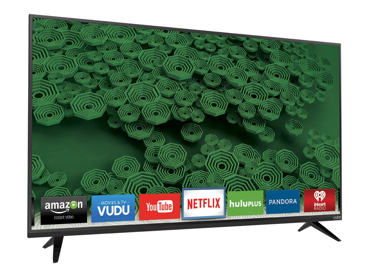 Vizio 40 D40U-D1 4K Ultra HD LED-LCD Smart TV, Black, D40U-D1, 31159330, Televisions - LED-LCD Consumer