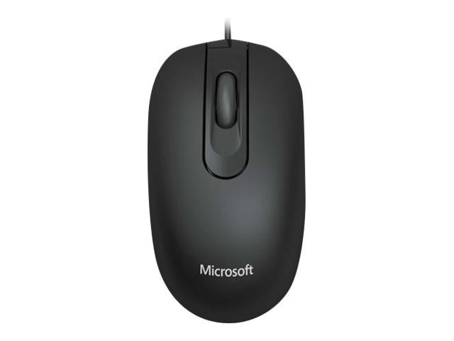 Microsoft USB Optical Mouse 200, Black, JUD-00001