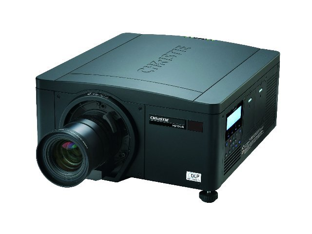 Christie DS+6K-M SXGA+ DLP Projector, 6300 Lumens, Black, 118-014106-02