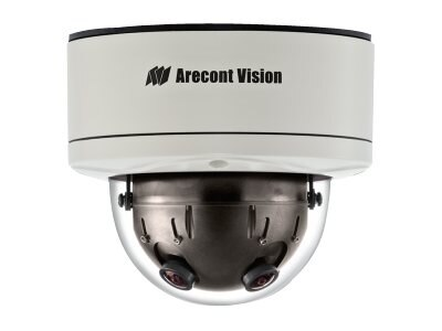Arecontvision 12MP WDR Day Night H.264 360 Degree Camera