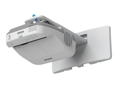 Epson BrightLink 575Wi Interactive WXGA 3LCD Projector, 2700 Lumens, White, V11H601022