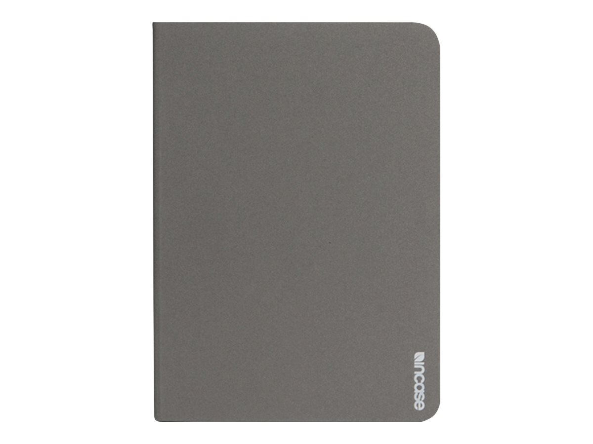 Incipio InCase Slim Book Jacket Case for iPad Air 2, Charcoal