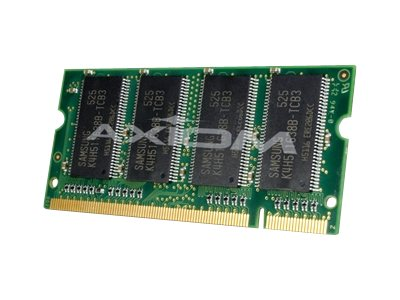 Axiom 1GB PC2100 DDR SDRAM SODIMM, TAA, AXG08970190/1, 15030211, Memory