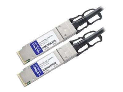 ACP-EP 40GBASE-CU QSFP+ Direct Attach Active Twinax Cable, 10m, JNP-QSFP-DAC-10MA-AO, 18229356, Cables