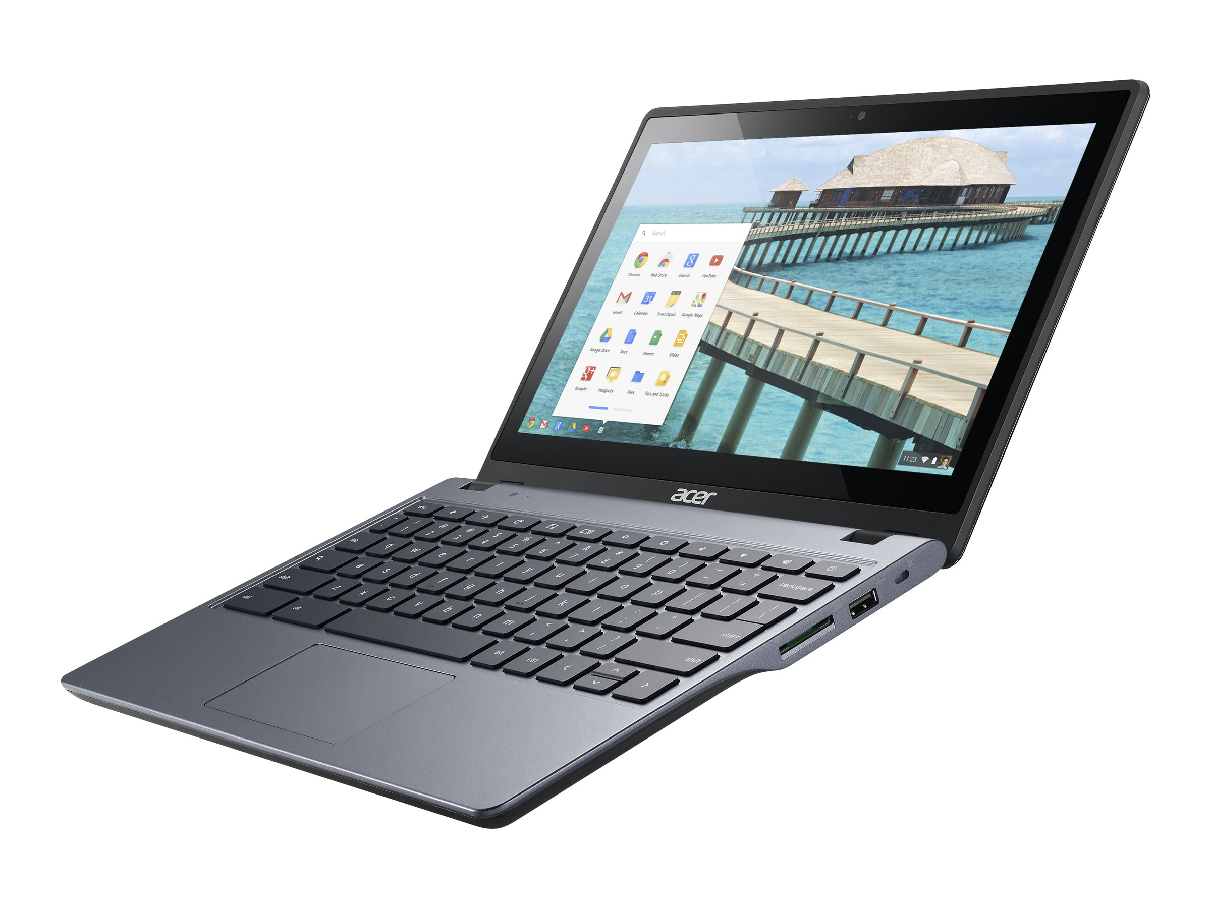 Acer Chromebook C720P-2625 1.4GHz Celeron 11.6in display, NX.MJAAA.004, 16557655, Notebooks