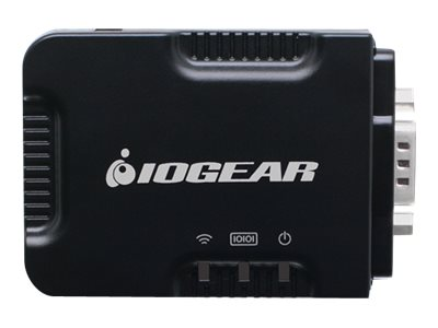 IOGEAR GBC232A Bluetooth Serial Adapter, GBC232A