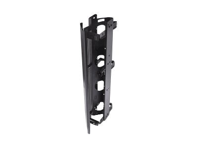 Hubbell Netframe Z Channel with Hindged Cover, Black, 7h x 6w, VS76H, 9274438, Premise Wiring Equipment