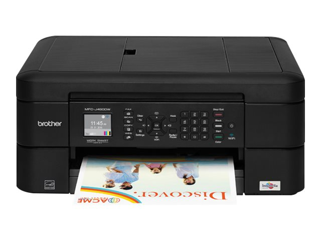 Brother MFC-J460DW Inkjet All-in-One