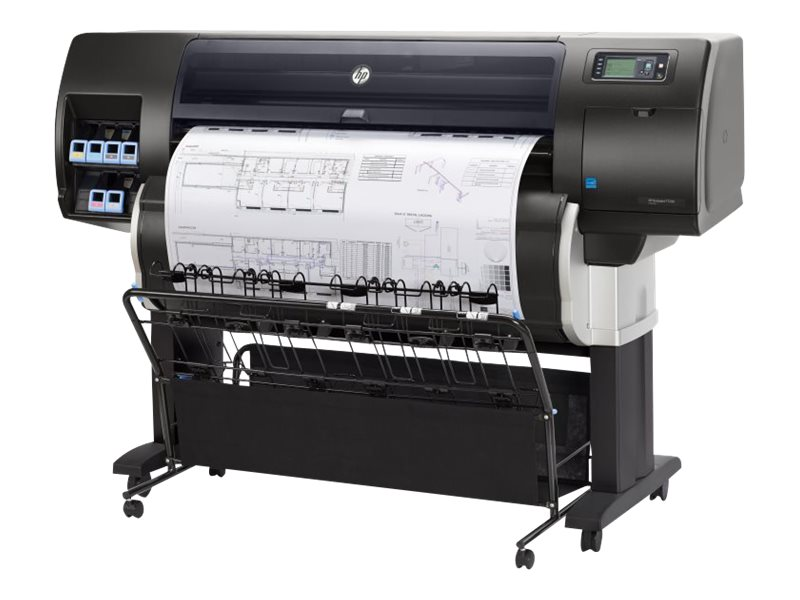 HP Designjet T7200 Production Printer, F2L46A#B1K, 17461487, Printers - Large Format
