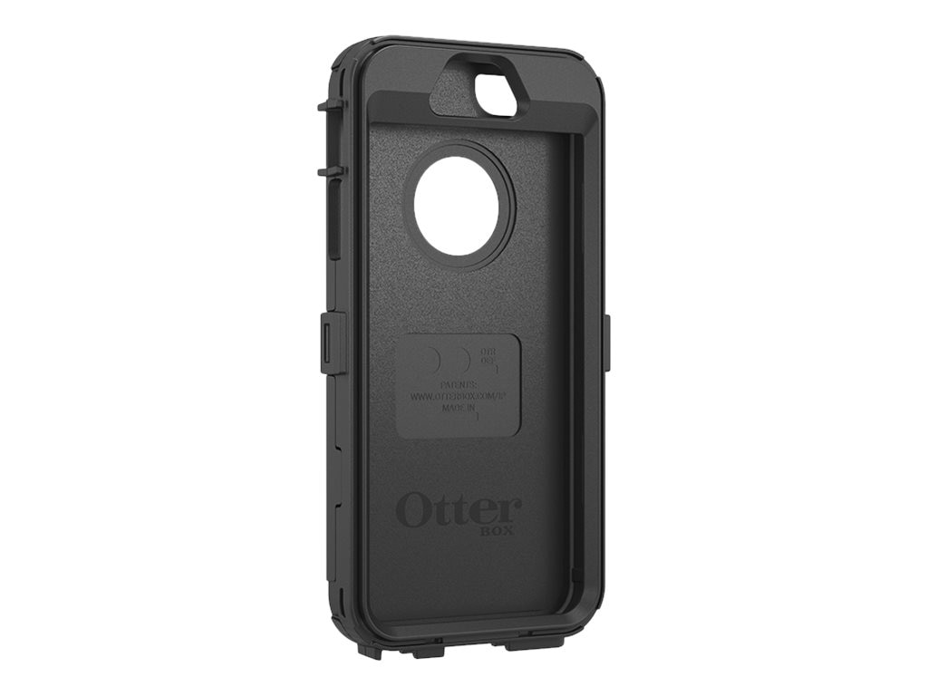 OtterBox Defender Series Internal Plastic Shell for iPhone 5 5S, Black