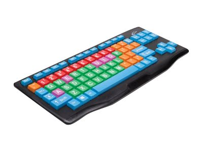 Ergoguys Califone Kids Oversized Keys Bluetooth Keyboard, KB3