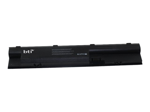 BTI 6-Cell Battery for HP ProBook 440 445 450 H6L27AA FP06 H6L26UT 707616-221, FP06-BTI, 17730181, AC Power Adapters (external)