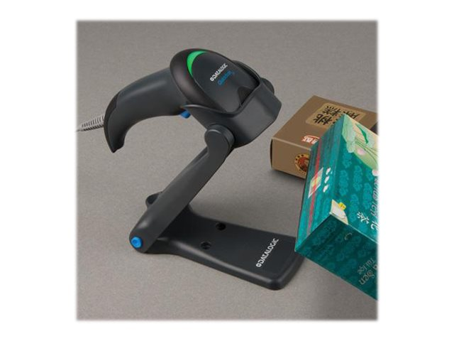 Datalogic QuickScan I Lite Imager, Black, USB Interface w  USB Cable, QW2120-BKK1